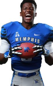 Memphis star Anthony Miller amassed 2,896 yards and 32 touchdowns on 191 receptions over the last two seasons.