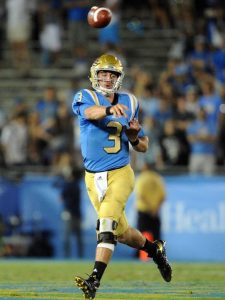 With Sam Darnold electing not to throw at the Combine, additional eyes will be on Josh Rosen.