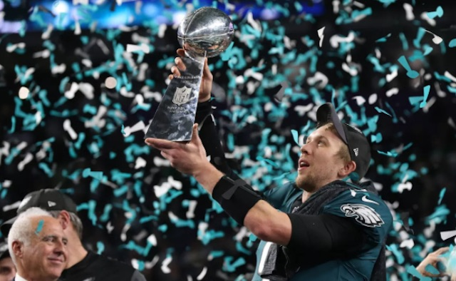 Record $158.6 Million Nevada Sportsbooks Betting Handle on Super Bowl LII Between Eagles and Patriots Results in Very Narrow Profit for the House