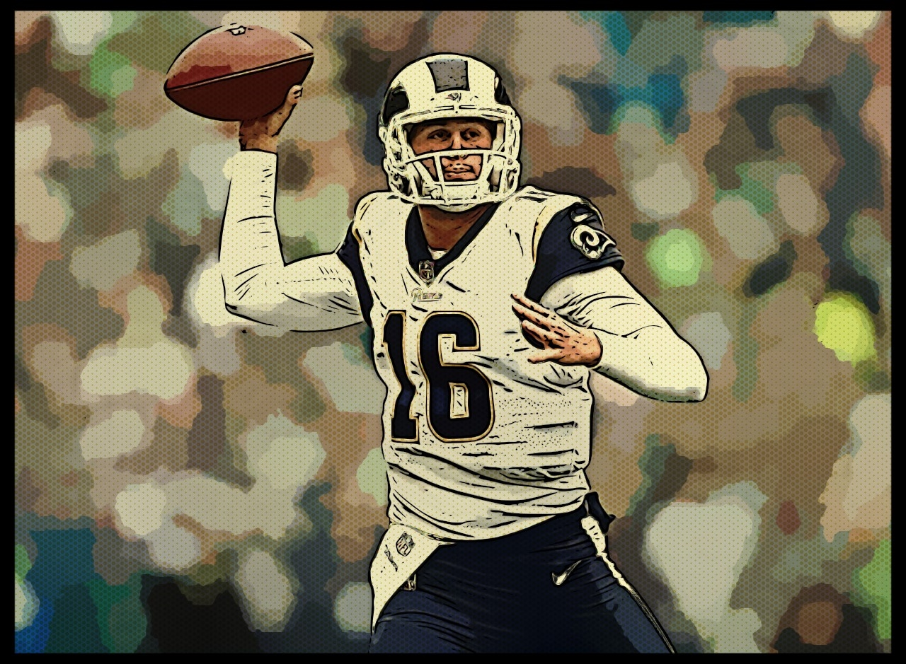 Back to back: Rams sight bigger goals after winning NFC West