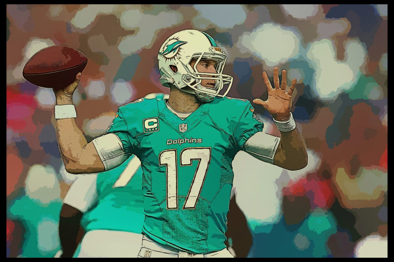 Dolphins' Tannehill begins latest throwing program