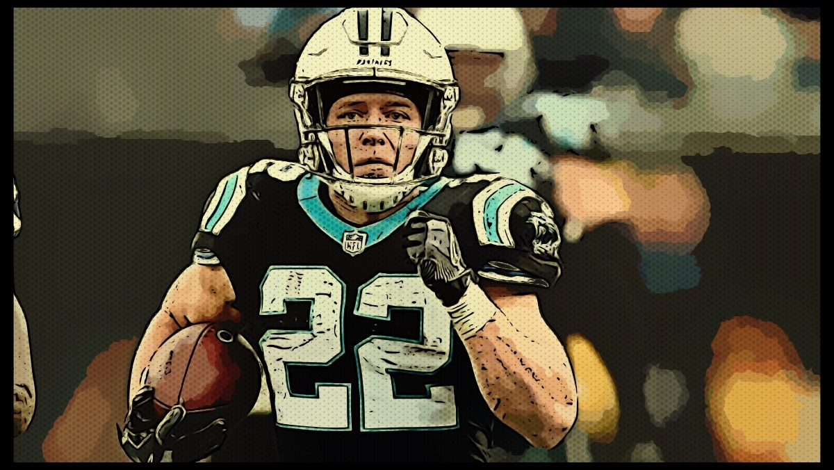 Christian McCaffrey's durability keying Panthers' offense